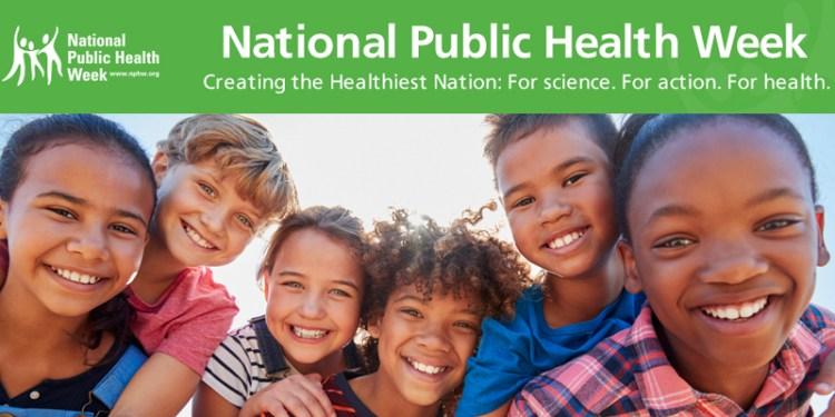 national public health week photo