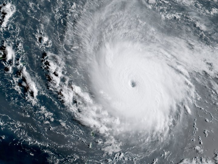 fundraising for Hurricane Irma