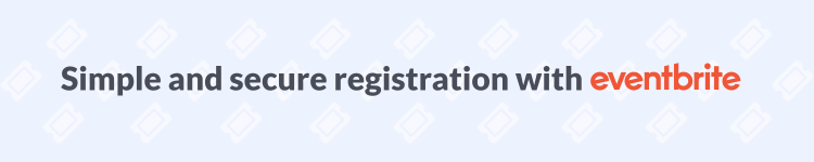 simple and secure registration with eventbrite