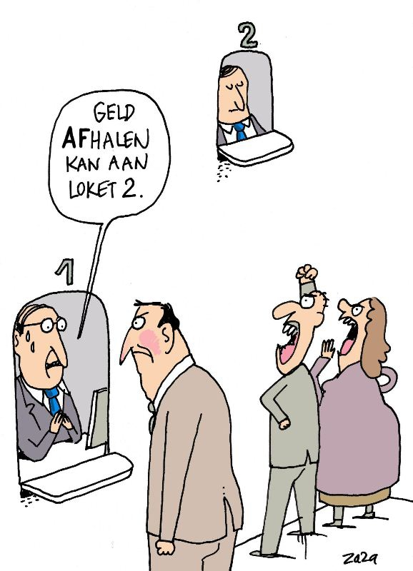 cartoon bankloket