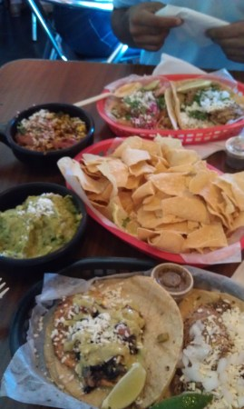 A Torchy's Feast