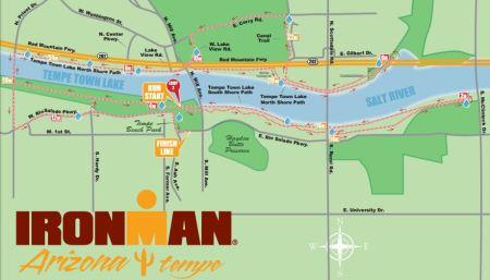 IMAZ run course