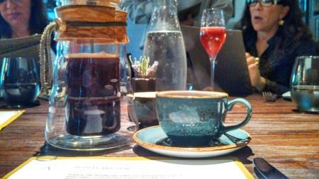 LaV Blue Bottle Coffee