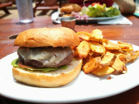 Black Star Burger at Black Star Co-op