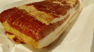 So much bacon.
