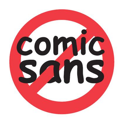 comic-sans