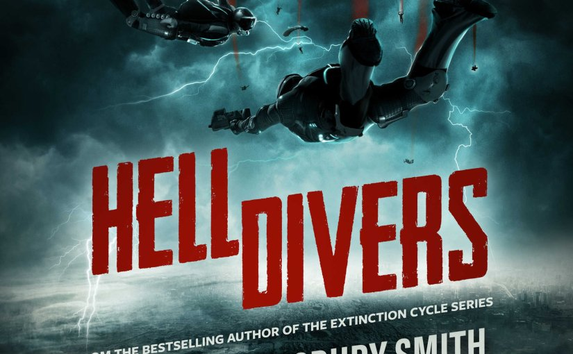Hell Divers (Hell Divers Trilogy #1)