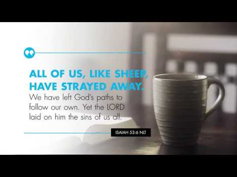 K-LOVE's Verse of the Day: Isaiah 53:6 – YouTube
