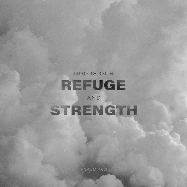 Psalms 46:1 NLT
