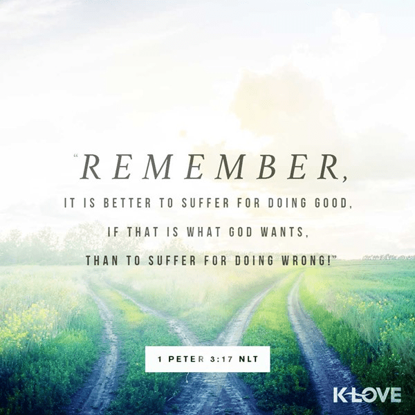 K-LOVE Verse of the Day | Life, Programming, etc