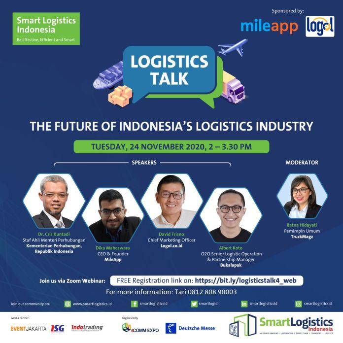 webinar Indonesia`s logistics
