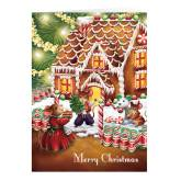 Personalized Scented Recipe Gift Christmas Cards