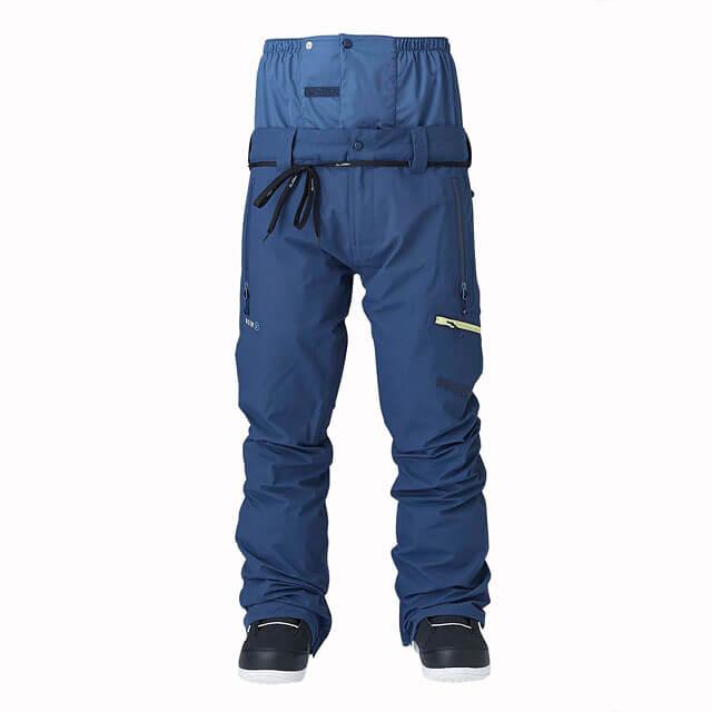 防水性・透湿性に優れたスノーボードウェア REW THE STRIDER JEAN PANTS 18