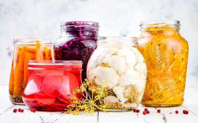 The lowdown on fermented foods