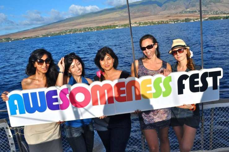 Awesomeness Fest Increase in Applicants