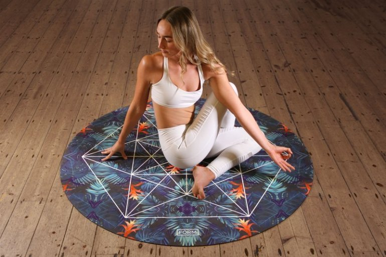yoga for menstruation, before and after