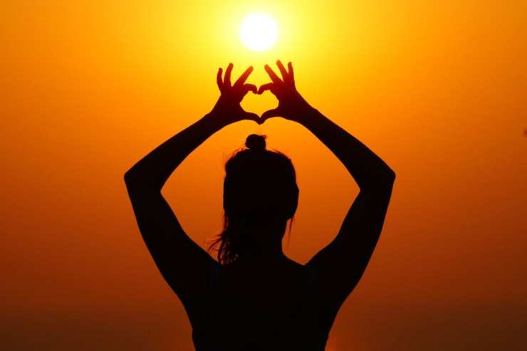 how to practice heart healthy yoga
