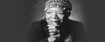 Who is Maya Angelou