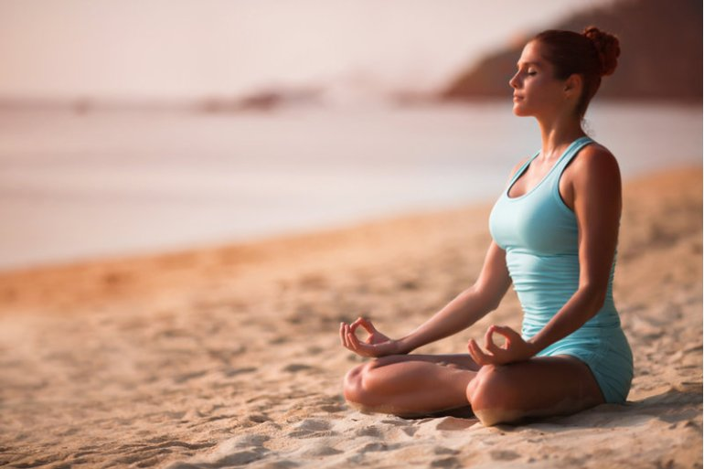 meditating with mantras