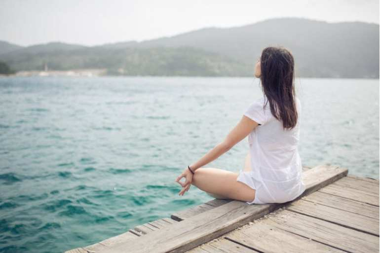 how to meditate clear mind