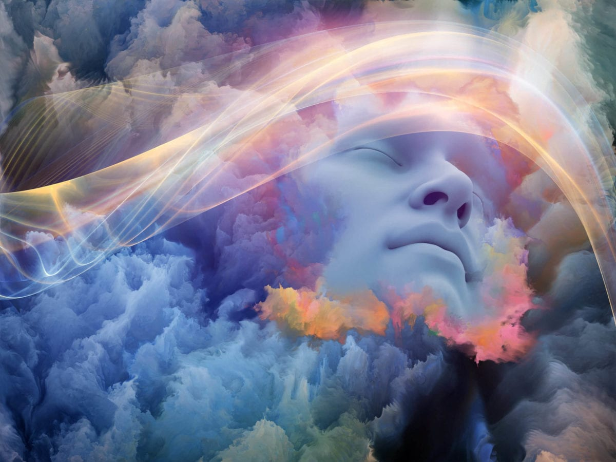 Sexually induced lucid dream