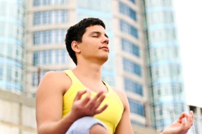 anxiety meditation