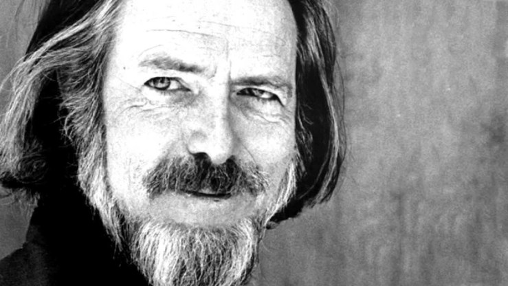 Alan Watts | Wie is Alan Watts?