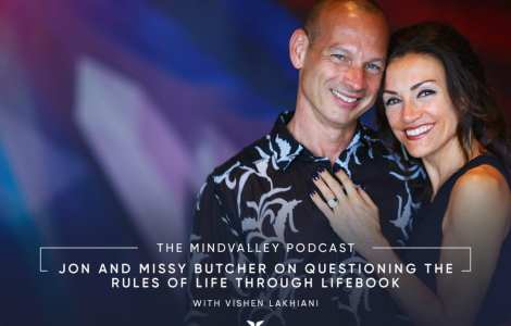 Jon & Missy Butcher Podcast Episode Question The Rules Of Life Through Lifebook