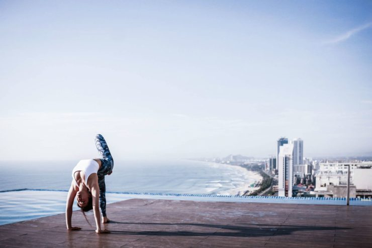 yoga gone stale