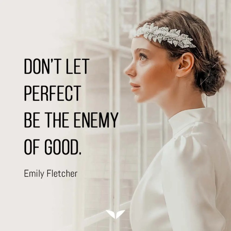 Empowerment quote by Emily Fletcher