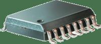 Case image of HELA-10 MMIC balanced power amplifier