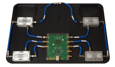 Microwave Transceiver Kit