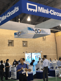Mini-Circuits Shows Up with a Strong Presence at IMS 2018