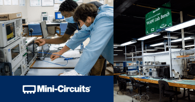 USF & Mini-Circuits Shine Together: Mini-Circuits Members Pursue USF Graduate Certificates in Brooklyn WAMI Lab