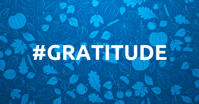 Seven Things We're Grateful for This Thanksgiving