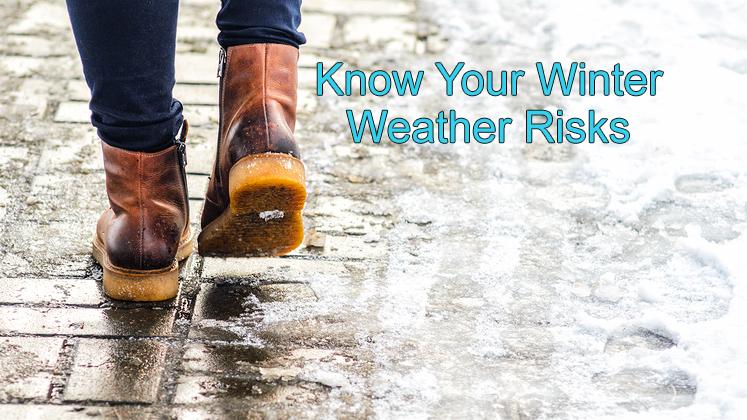 winter weather risks