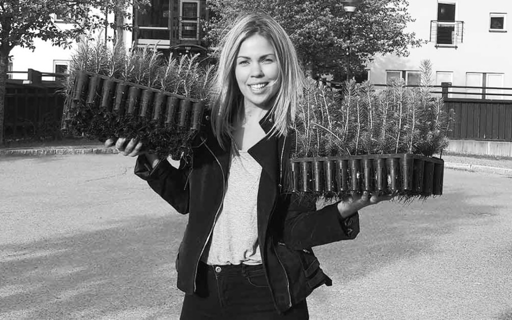 Anna Svantes på Xylocap