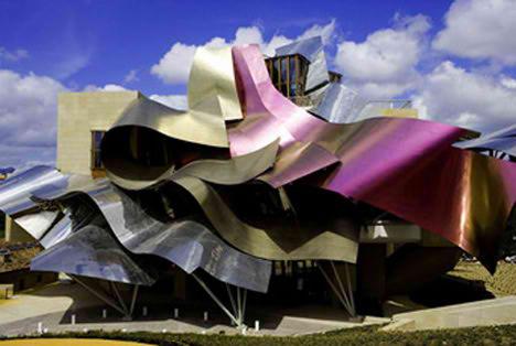Gehry - Hotel de Riscal