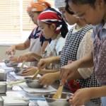 栗まんじゅう お菓子教室1