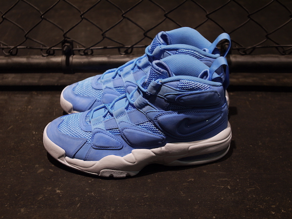 "d7dc0ab2a61 ・NIKE   AIR MAX UPTEMPO 95 AS QS (922932-400) ""UNIVERSITY BLUE"" ""2017 NBA  ALLSTAR GAME NEW ORLEANS"" ""LIMITED EDITION for NONFUTURE"" ¥17000(W O TAX)"