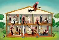 Dukkehuset Hr. Skæg