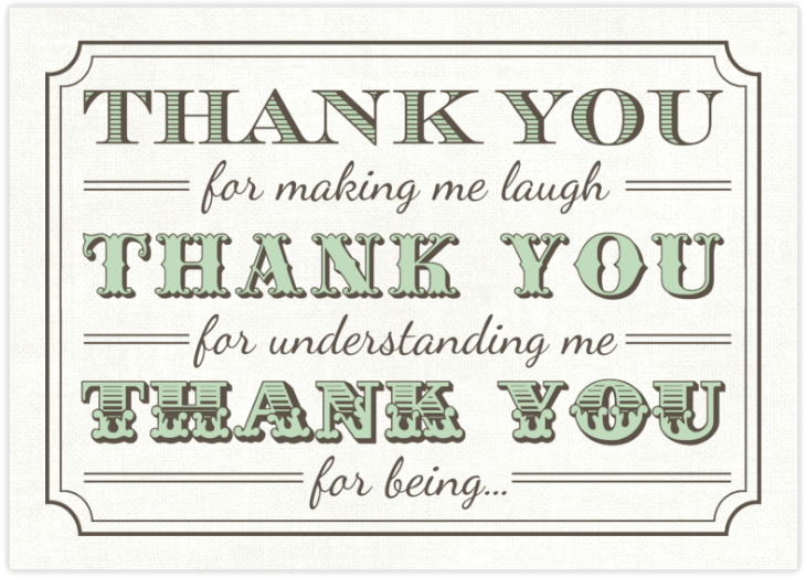 Wedding Thank You Cards It S Standard Protocol Of Course To Personally Everyone Who Attended Your And Or Gave A Gift
