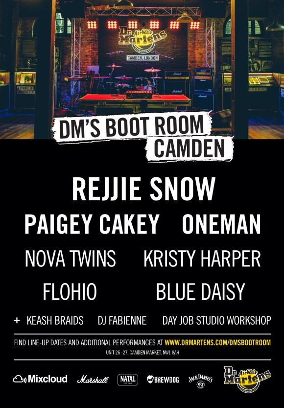DMs Boot Room