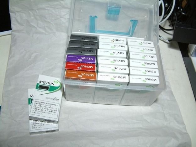 今回10箱届いたので…ボックスから溢れてます(汗)