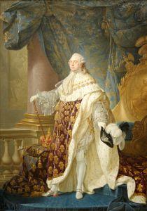 """""""Louis XVI de France"""", Antoine-François Callet"""