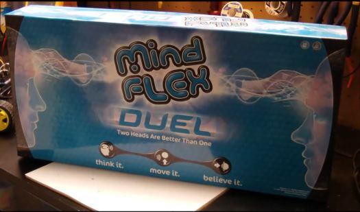 MindFlex hacked DIY EEG