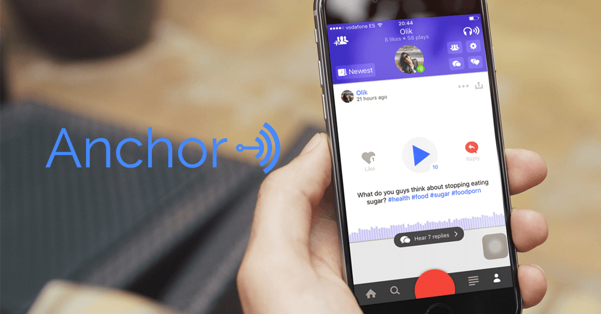 Anchor App For business