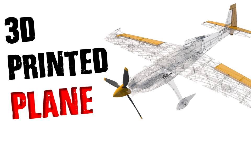 3d printed plane mkme.org