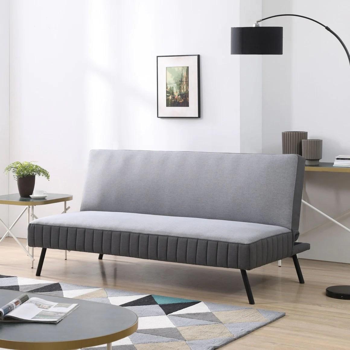 Canapele colorate pentru living modern