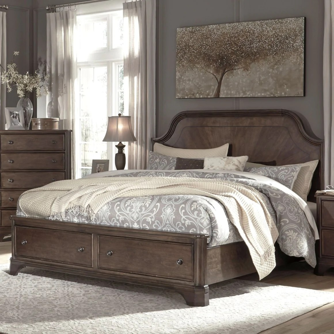 amenajare dormitor clasic